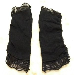 Accessories - Final Clearance! Fingerless Gloves with Fishnet